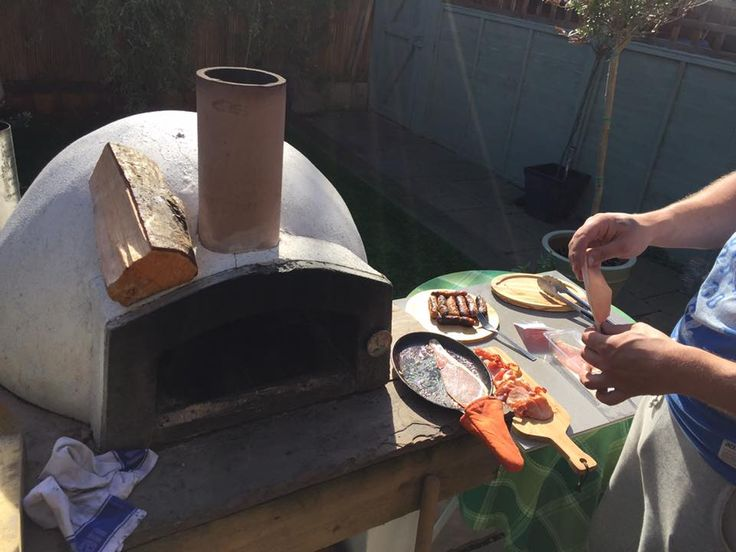 Etna Ovens – Outdoor Pizza Ovens Bedford Pizza Ovens
