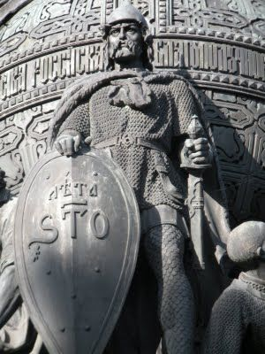 Grand Prince Rurik ~ 1st Viking overlord of Kievan Rus. ......archaeology & prehistoric