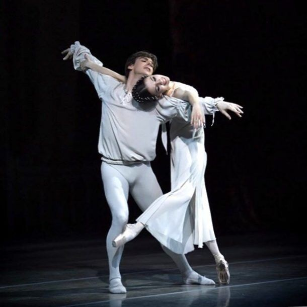Maria Shirinkina And Vladimir Shklyarov Ballet Beautiful Male