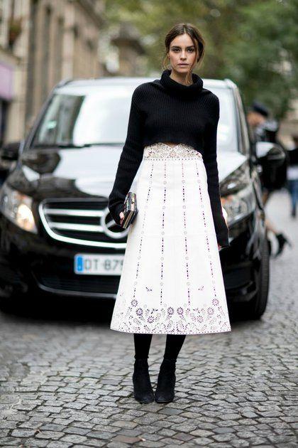 Οι πιο θηλυκές μίντι φούστες | μοδα , shopping ideas | ELLE