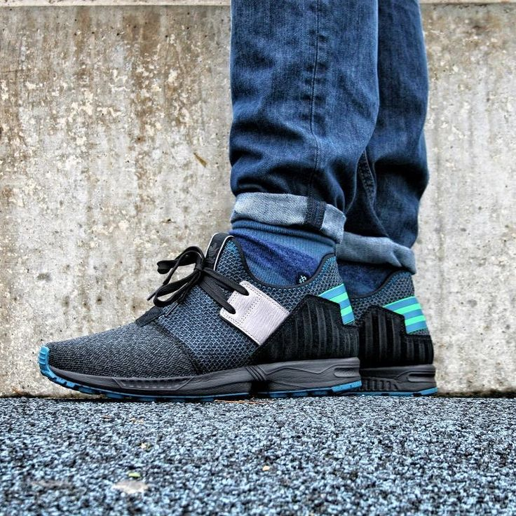 Adidas Zx Flux Plus Sneakers