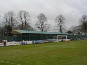 The Amlin Stadium, Braintree Town FC.