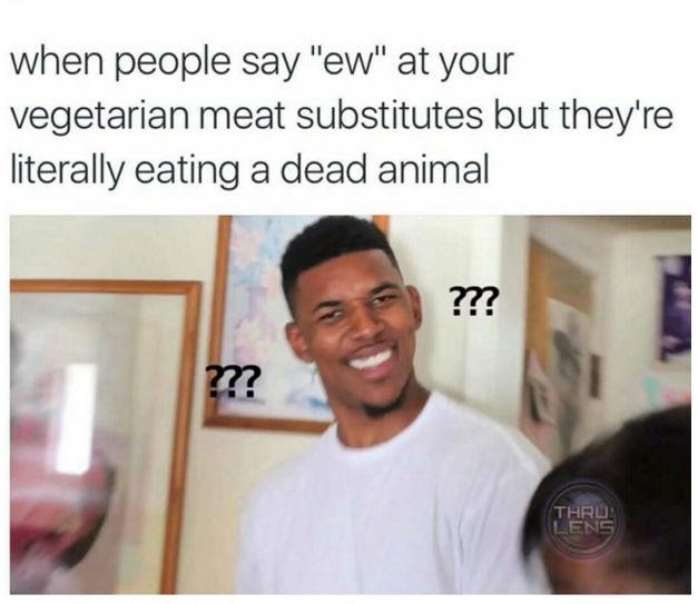 16 Things That Will Inevitably Happen When You Become Vegetarian