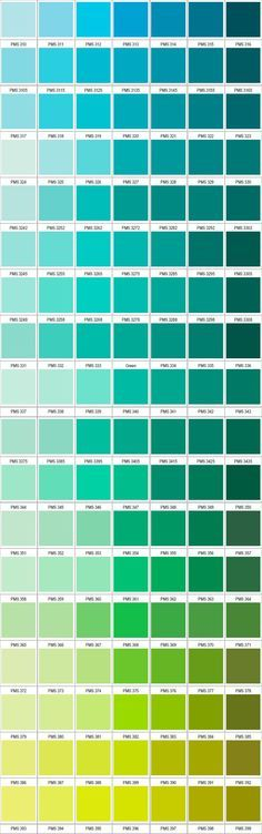 1000 ideas sobre paleta de color verde en pinterest - Paleta de colores bruguer ...