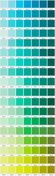 1000 ideas sobre paleta de color verde en pinterest - Paleta de colores bruguer ...