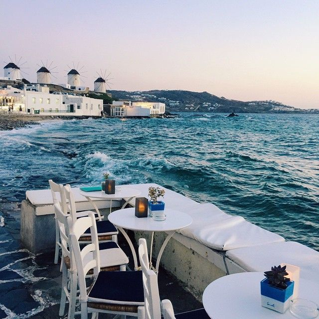 { vacation in Greece }