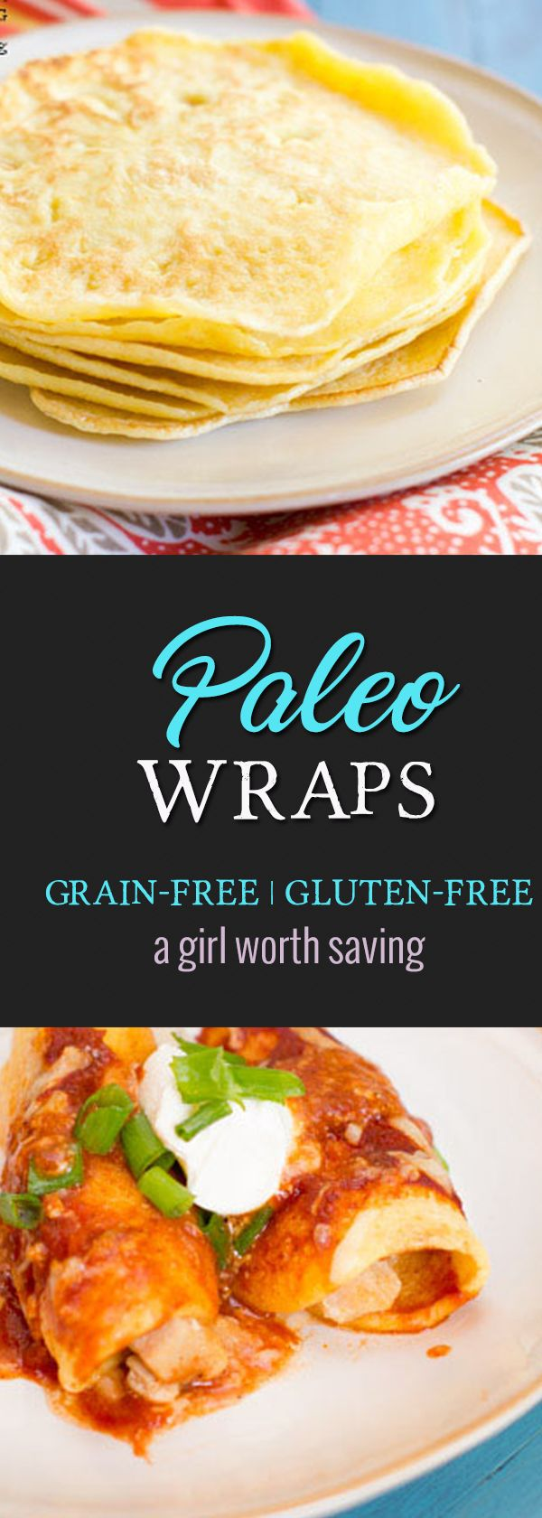 A paleo wraps recipe that is nut-free and NOT EGGY! Made with sesame seeds this recipe is nut-free and dairy-free. It folds just like traditional wraps.  via @bejelly
