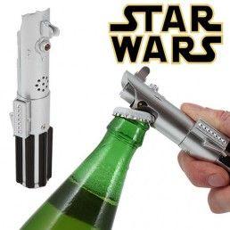 Décapsuleur Sabre laser Star wars Sonore sur www.rapid-cadeau.com