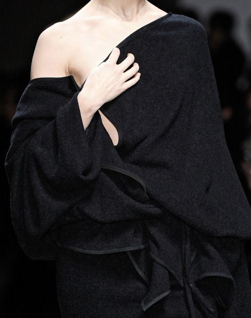 Haider Ackermann: Black Clothes, Black Fashion, Ackermann F W, Mood Inspirations, Style Black, 07 0 Dizajneri, Shirt