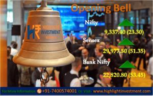 Highlight Investment Research :HIGHLIGHT OPENING BELL #Commodity Trading Tips, #Share Market Tips, #Intraday Tips, #SEBI Registered Investment Adviser in India, #Mcx live price, Commodity tips free trial, Best #advisory company in india, Stock Market tips, Stock Advisory Company, Intraday Stock Calls, Free #Equity Tips on Mobile, Best Investment Advisory Firms in India For More Details go through this link http://bit.ly/2mw2zdj