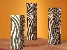 Résultats de recherche d'images pour «jarrones de papel»