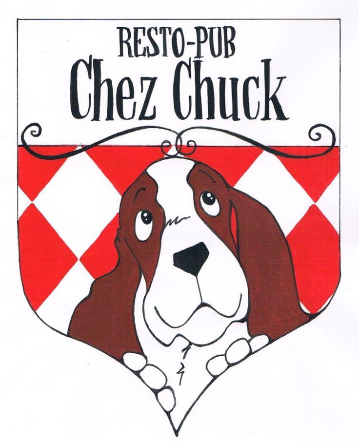 Après votre partie de golf, venez déguster un délicieux repas au resto-pub chez Chuck