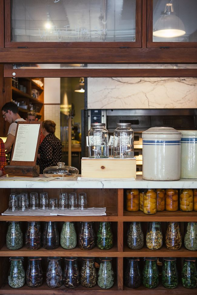 Jennifer Chong: Bar Tartine | San Francisco