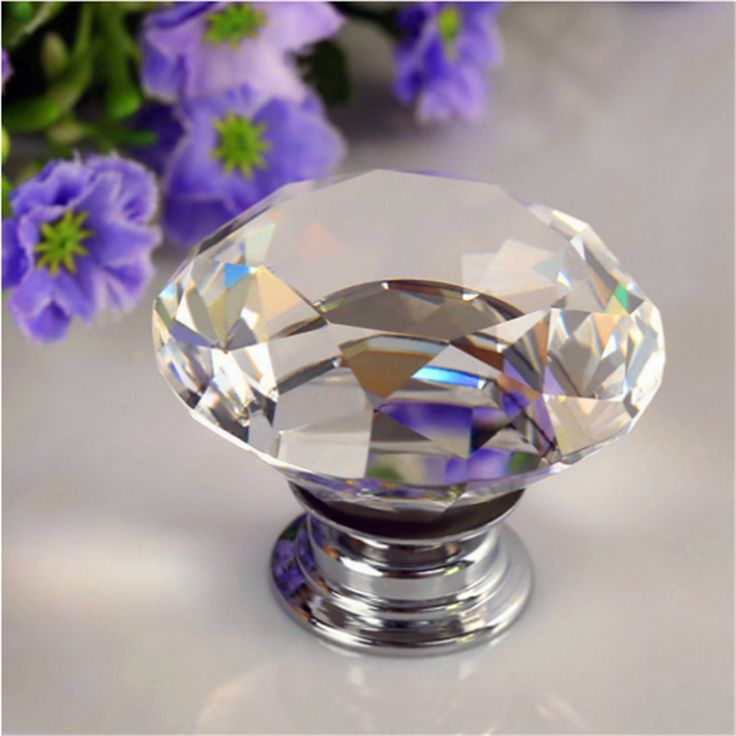 1pcs 30mm Diamond Crystal Glass Alloy Door Drawer Cabinet Wardrobe Pull Handle Knobs Drop Worldwide Store #>=#>=#>=#>=#> Click on the pin to check out discount price, color, size, shipping, etc. Save and like it!