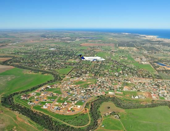 Aerial view - City of Greater Geraldton