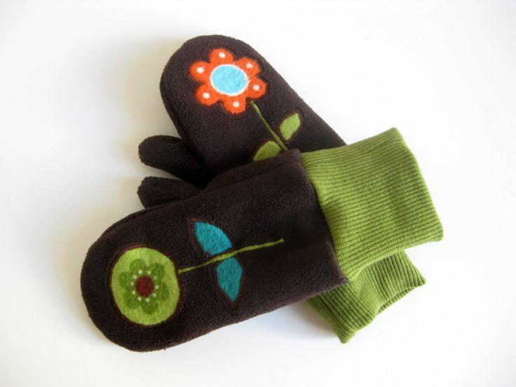 Kinderhandschuhe mit Applikation