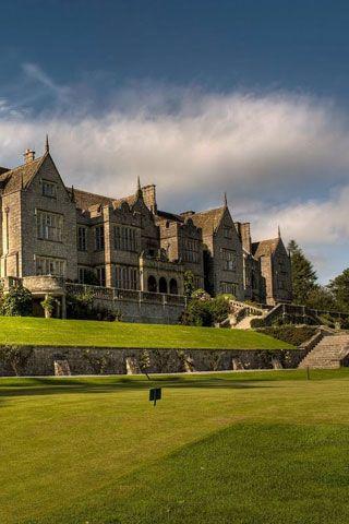 Bovey Castle, Devon Follow The Bridal Rooms, Torquay, Devon on Facebook for more inspiration, fabulous dresses & accessories! https://www.facebook.com/BridalRooms