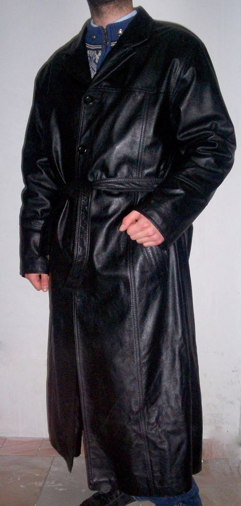 #twitter#tumbrl#instagram#avito#ebay#yandex#facebook #whatsapp#google#fashion#icq#skype#dailymail#avito.ru#nytimes #i_love_ny     FAI genuine leather TRENCH COAT LONG  5 BUTTONS MEN'S SIZE XL #FAI #Trench