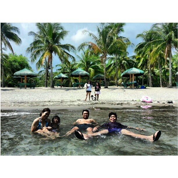 Happy Mothers Day TRIP #母の日 #ビーチ  #beach #swimming#hot#summer#philippines#海水浴#フィリピン