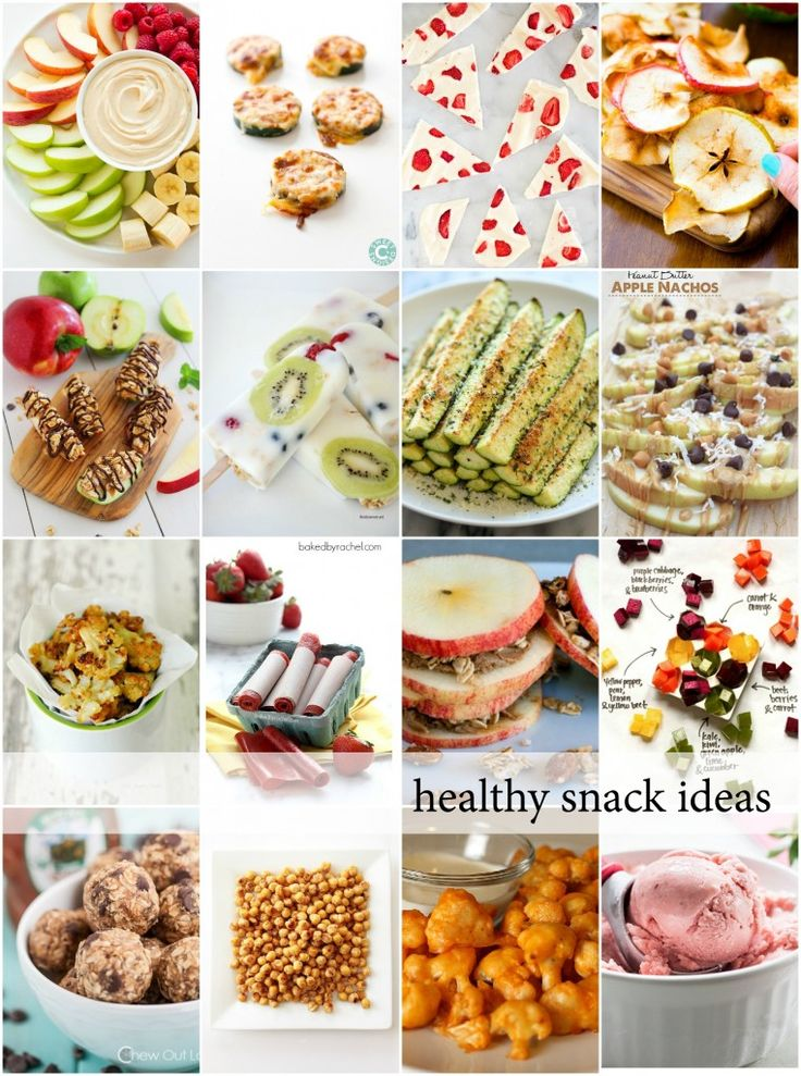 healthy-snack-ideas | theidearoom.net