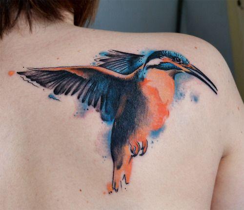 Tattoo done by Matt Hunt at Modern Body Art, Birmingham, UK.