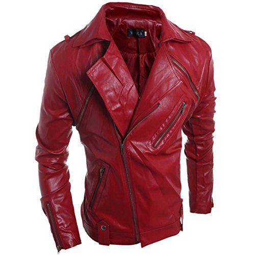 53 best rote lederjacke images on pinterest red leather. Black Bedroom Furniture Sets. Home Design Ideas