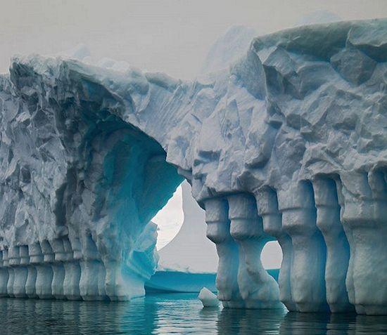 Ice palace!