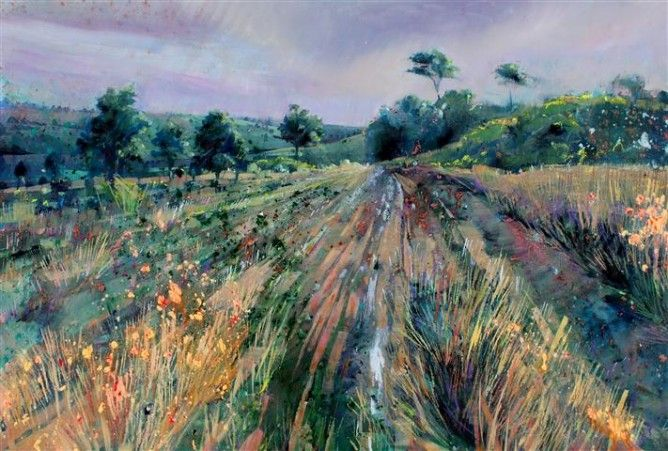 Evening on the Forest Lorna Holdcroft