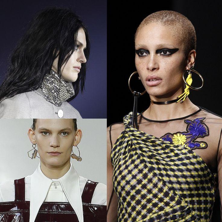 Ékszer divat 2017 ősz Jewelry trends FW 2017