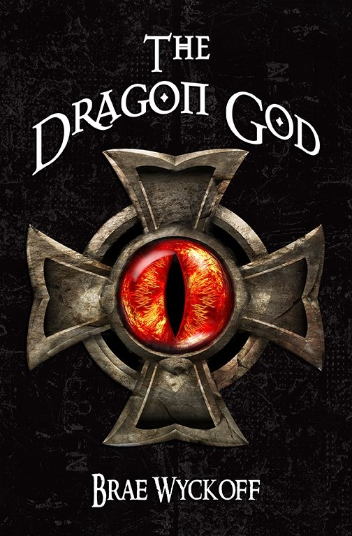 Cover of The Dragon God, book two in The Orb of Truth series...