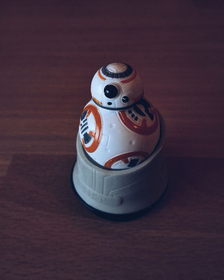 BB-8 z Multikina.