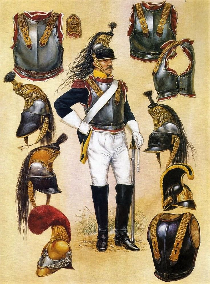 Find This Pin And More On Cuirassiers Carabiniers Dragons Cavalerie 1er Empire By Kpremier