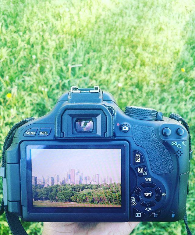 Morning walk to Riverdale. #riverdale #walk #downtown #toronto #photography #snapseed #streetsoftoronto #springto
