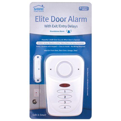 Sabre Elite Door Alarm -12-286