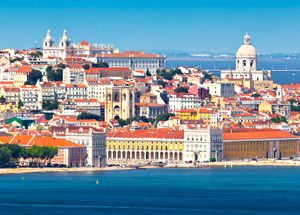 £58 & up -- Fly London to Lisbon (Return)