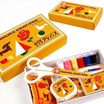 Amazon   サクラクレパス ソーイングセット SCS-001   裁縫道具セット 通販