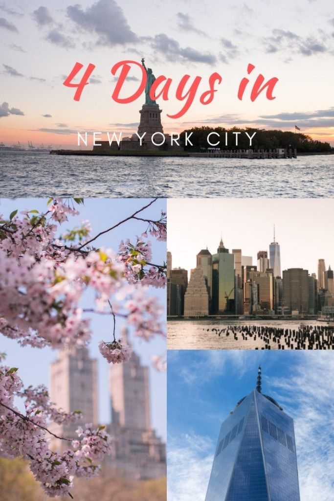 How to Spend 4 Days in New York: 4 Day New York City Itinerary By A Local