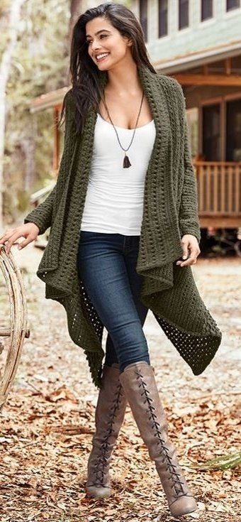 #fall #outfits .more black with a splash of color