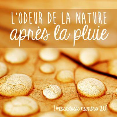 #toutdoux Nature & Découvertes