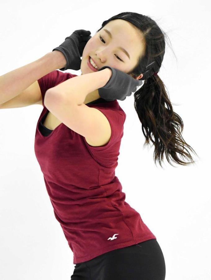 Marin Honda 自然な笑顔に癒される。本田真凜選手が男子選手を応援する場面が可愛い | フィギュアスケートまとめ零