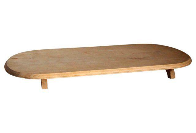 Midcentury-Modern French Bread Board