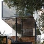 complejo-observatorio- con tres tiendas, un restaurante, un bar y una galería de arte. Sao Paulo-Oscar Freire
