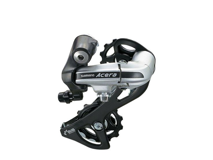 Shimano Acera RD M360 Rear Derailleur 7/8 Speed Mech - Silver | AdertoCycles.ie. http://www.adertocycles.ie/shimano-acera-rd-m360-rear-derailleur-7-8-speed-mech-silver/