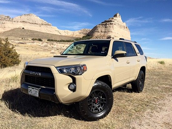 Review: 2016 Toyota 4Runner TRD PRO | http://www.tundraheadquarters.com/blog/review-2016-toyota-4runner-trd-pro/