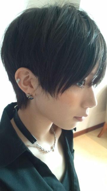 髪型 男装 髪型 ショート : pinterest.com