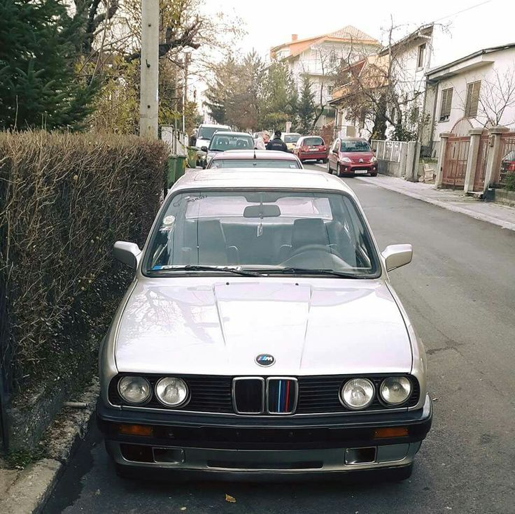After the overhaul...#bmw #e30 #325i  #cattuned look