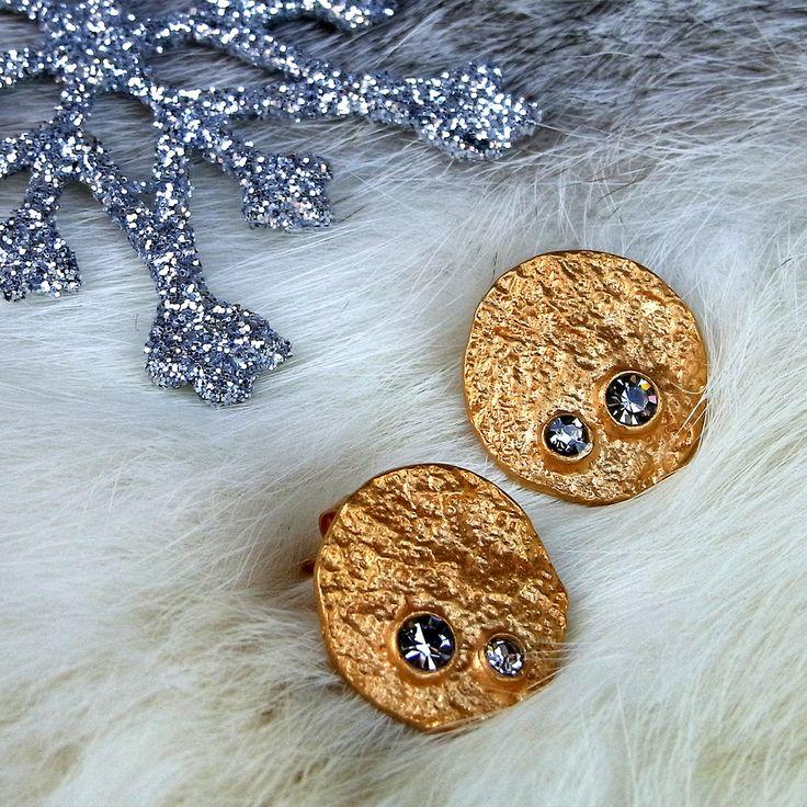 <2372:joid'art DELICE earrings CRYSTAL>