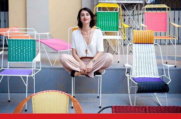 Marta Ferri photographed by Margherita Chiarva for Vogue.