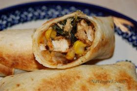 Give Peas a Chance: Southwest Egg Rolls