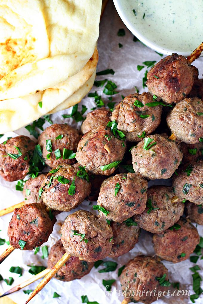 Grilled Beef Meatball Kabobs Recipe In 2020 Grilled Beef Beef Recipes Easy Ground Beef Recipes Easy